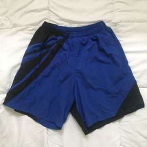 Vintage 90s Speedo Color Block Shorts